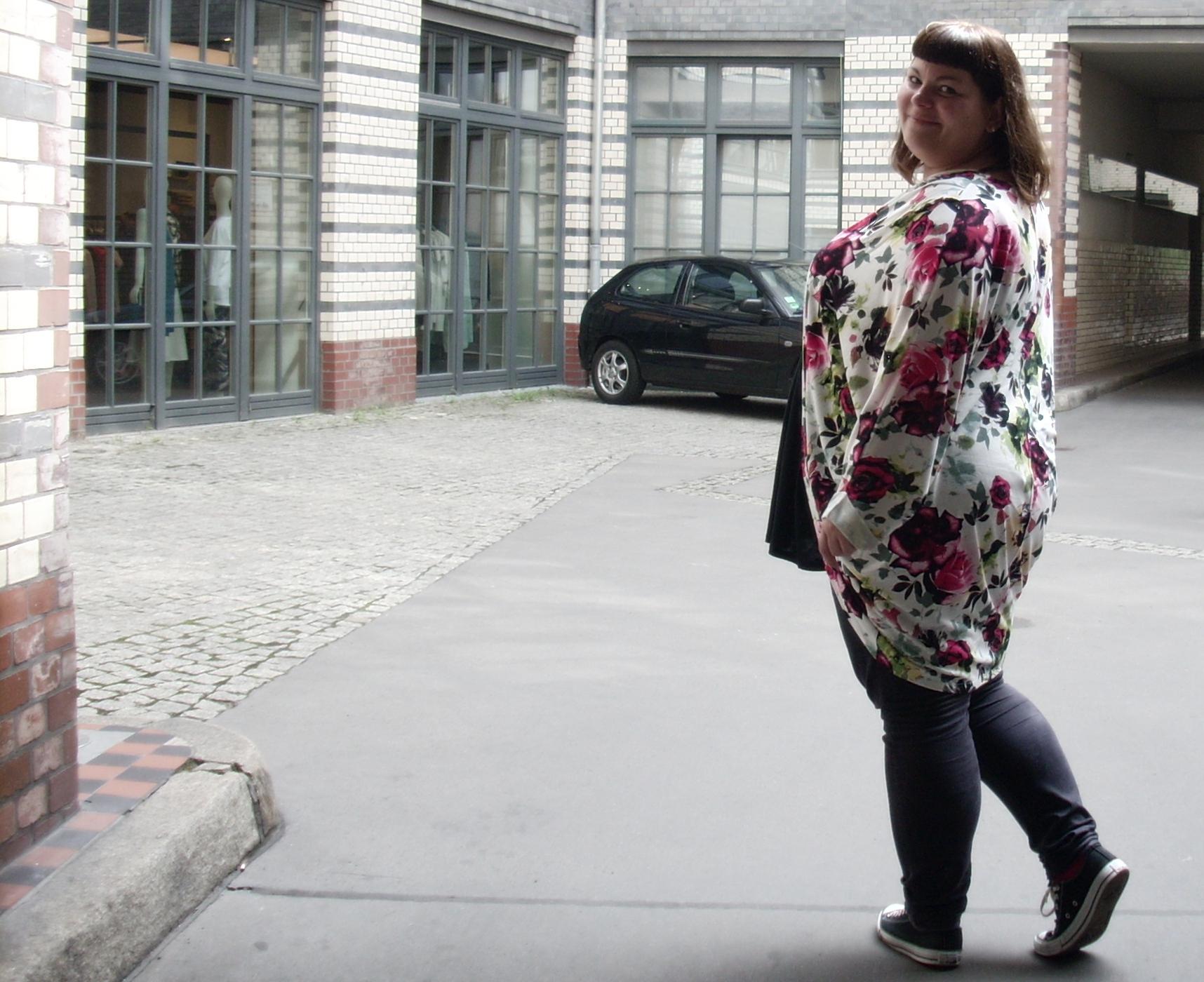 Übergröße Kimono
