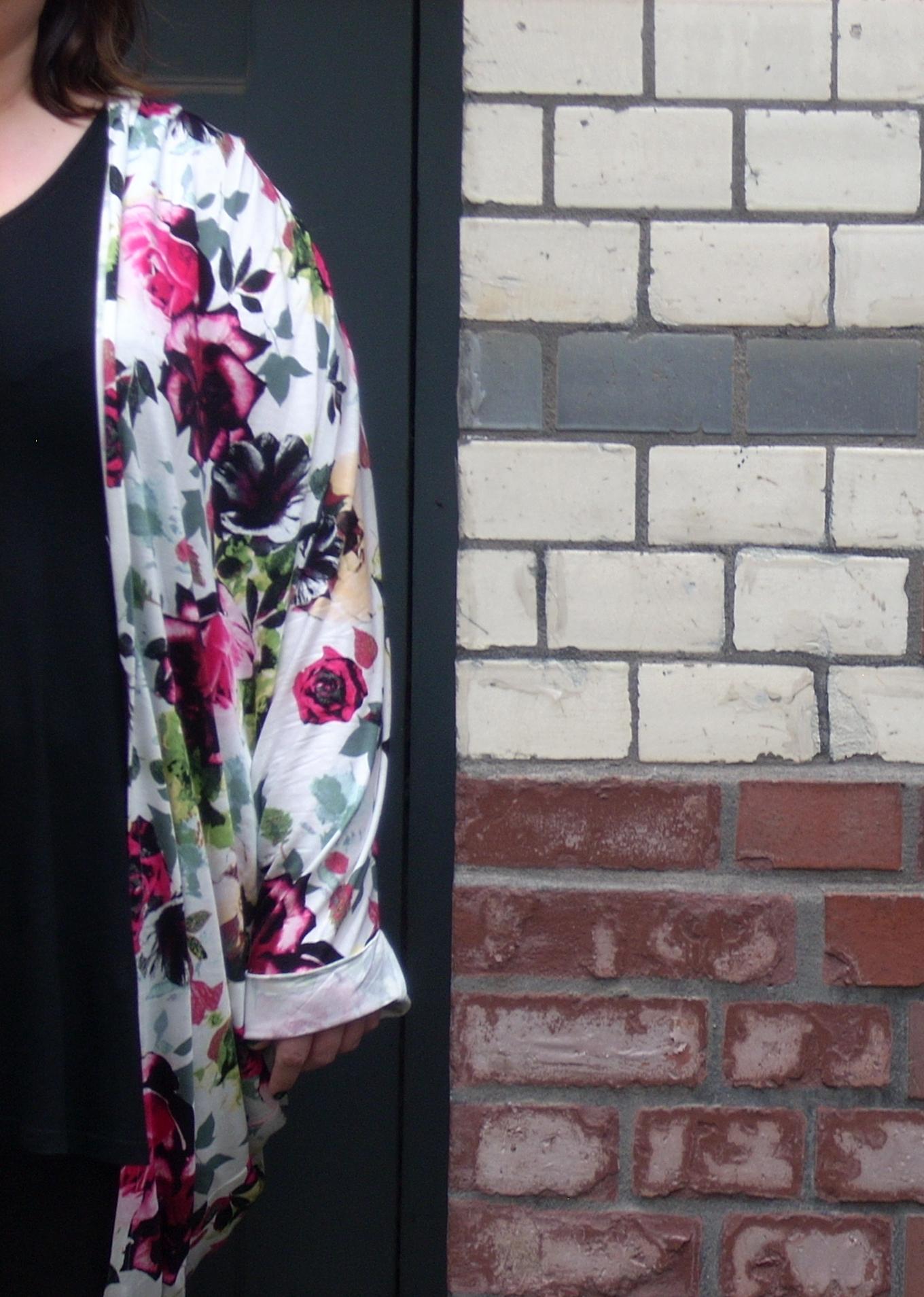 Kimono in Übergröße
